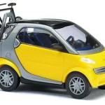 Smart Fahrradträger für ForTwo, 451 & 450 im Test thumbnail