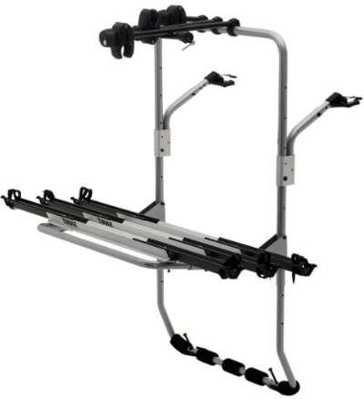 thule backpac 973 heckklappen fahrradtr ger test 2019. Black Bedroom Furniture Sets. Home Design Ideas