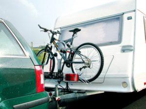 Wohnwagen Fahrradträger